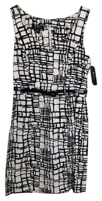 Preload https://item4.tradesy.com/images/byer-california-black-white-above-knee-workoffice-dress-size-4-s-3724738-0-0.jpg?width=400&height=650