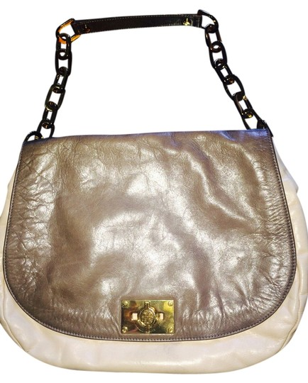 Preload https://img-static.tradesy.com/item/3724822/tory-burch-satchel-white-and-light-purple-leather-hobo-bag-0-0-540-540.jpg