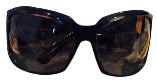 Marc Jacobs Marc Jacobs Brown Marble Oversized Sunglasses