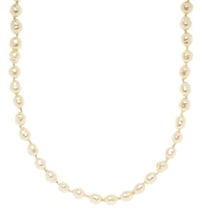 Chanel Vintage Chanel Baroque Pearl Necklace