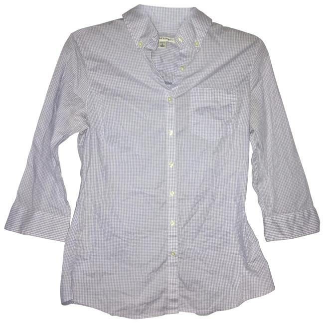 Preload https://img-static.tradesy.com/item/3725254/banana-republic-bluewhite-checkered-with-button-flare-design-in-back-button-down-top-size-2-xs-0-2-650-650.jpg