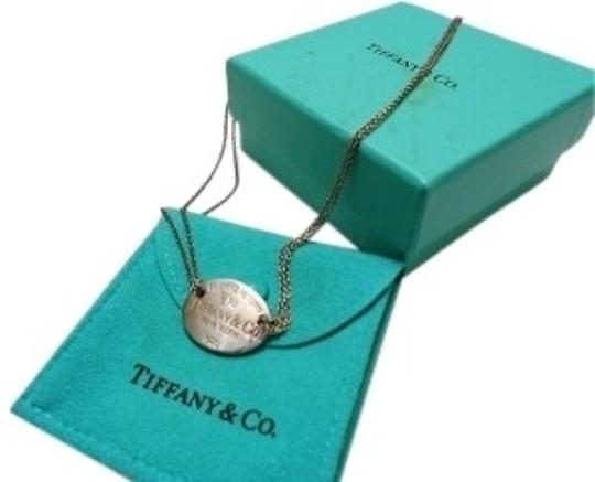 Preload https://img-static.tradesy.com/item/37253/tiffany-and-co-sterling-silver-925-oval-tag-necklace-0-0-540-540.jpg