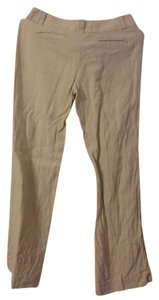 Ann Taylor LOFT Khaki/Chino Pants cream