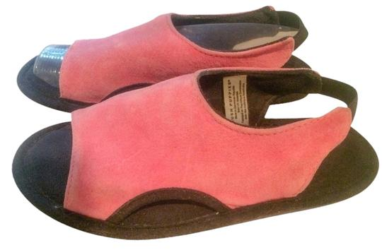 Hush Puppies Pink Sandals