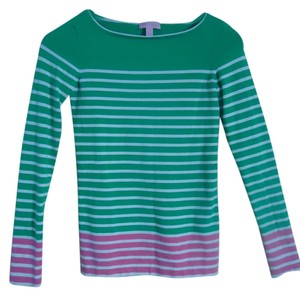 Lilly Pulitzer Striped Cotton Sweater