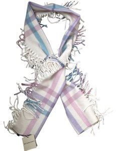 Burberry Burberry double Fringe Scarf