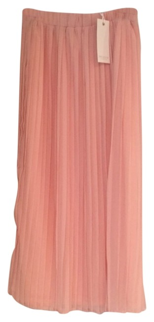 Item - Light Pink Collection Pleated (Lined) Skirt Size 2 (XS, 26)