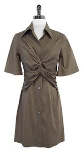 Trina Turk short dress Cotton Blend Shirt on Tradesy