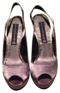 Steven by Steve Madden Stiletto Platform Metallic Platforms