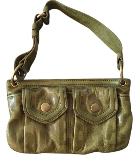 Preload https://item1.tradesy.com/images/marc-by-marc-jacobs-green-leather-shoulder-bag-3727810-0-0.jpg?width=440&height=440