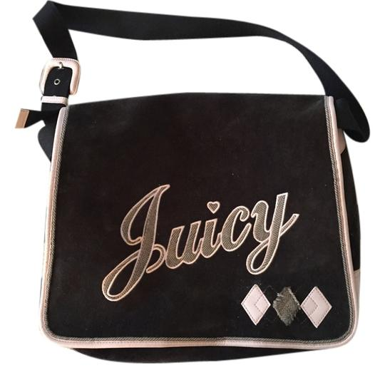 Preload https://item3.tradesy.com/images/juicy-couture-black-and-pink-leather-velour-messenger-bag-3728212-0-0.jpg?width=440&height=440