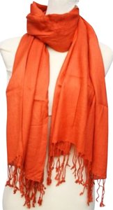 Other Dark Orange Pashmina Scarf
