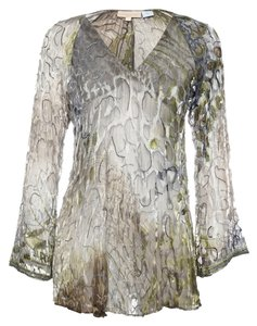 Lavanya Coodly Silk Embroidery Full Sleeves Tunic