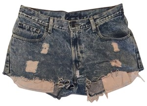Urban Outfitters Shorts Acid Wash