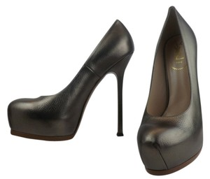 Saint Laurent Metallic Pumps