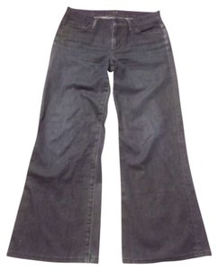 Joe's Size 28 Blue Pants Bottom Size S Trouser/Wide Leg Jeans-Dark Rinse
