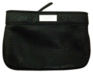 Kate Spade Wristlet in Black Tumbled Leather