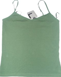 6a939d32599b8f Mossimo Supply Co. Green Stretch Women s Camisole Jade Tank Top Cami ...