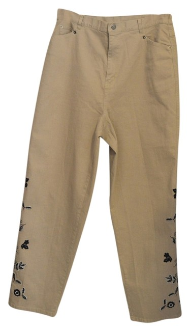 Preload https://item1.tradesy.com/images/denim-and-co-embroidered-design-large-average-boot-cut-pants-size-14-l-34-3729520-0-0.jpg?width=400&height=650