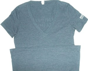 Next Level Apparel T Shirt Gray