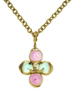 Chanel Chanel Vintage Gripoix Necklace