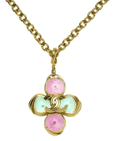 Preload https://item1.tradesy.com/images/chanel-pinkgoldblue-vintage-gripoix-necklace-3729655-0-0.jpg?width=440&height=440