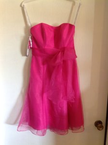 Alfred Angelo Fuschia 7095 Dress