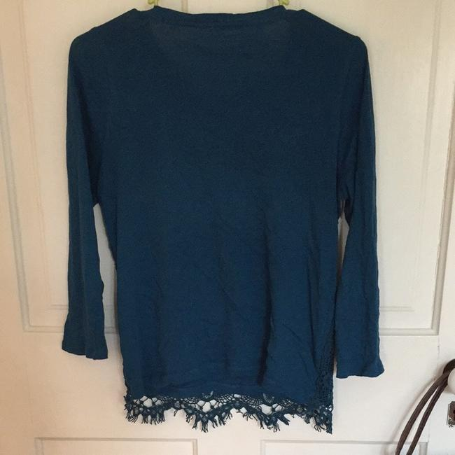 J.Crew T Shirt Royal Blue