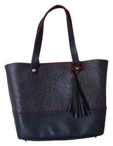 Miriam Jesselli Tote in Steel Blue