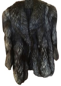 Other Silver Fox Stroller Fur Fur Coat