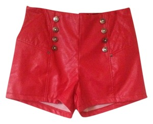 South Pole Collection Shorts Red