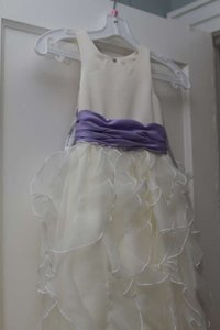 Jordan Flower Girl Dress L303 3t