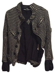 Junya Watanabe Comme des Garçons Black And White Jacket