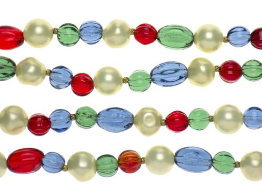 Chanel Chanel Vintage Gripoix Bead Necklace