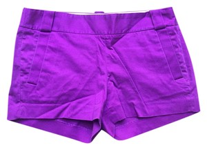 J.Crew Preppy Dress Shorts Eggplant