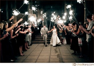 36- Inch Wedding Sparklers