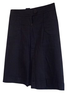 3 b Wide-leg Sailor Capris black