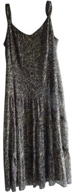 Preload https://item1.tradesy.com/images/coldwater-creek-cocoa-brown-and-tan-mid-length-short-casual-dress-size-12-l-37320-0-0.jpg?width=400&height=650