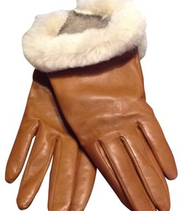 UGG Australia Ugg Genuine Leather Gloves