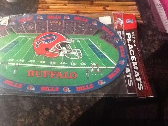 Nike Buffalo Bills Placemats