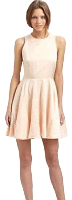 Preload https://item1.tradesy.com/images/elizabeth-and-james-blush-above-knee-cocktail-dress-size-4-s-3732550-0-0.jpg?width=400&height=650