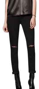 J Brand Boyfriend Cut Jeans-Distressed