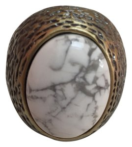 Other White cocktail ring