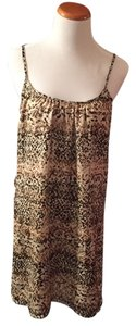 Eight Sixty short dress Animal Print on Tradesy