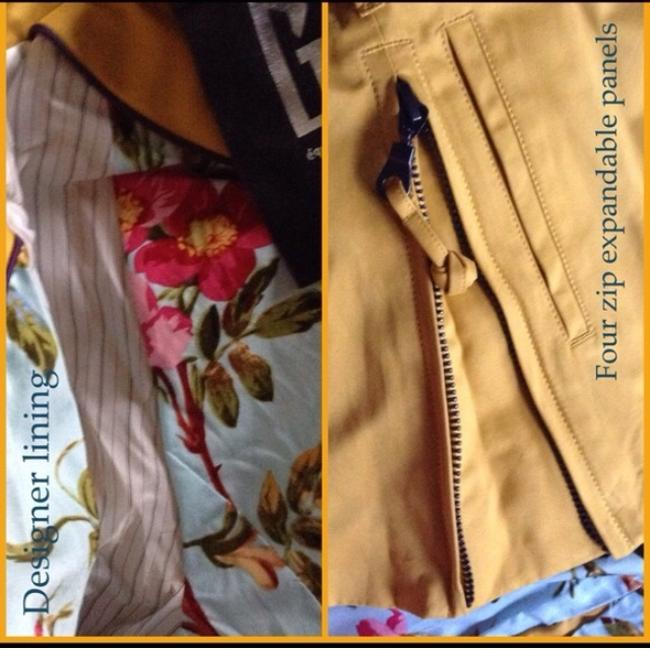 G.E.T. Outerwear sunny yellow Jacket