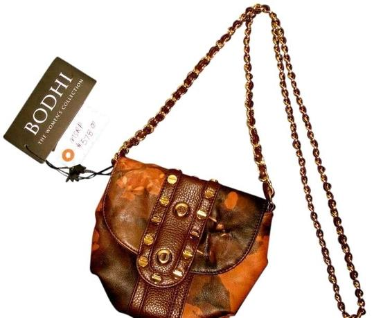 Bodhi Night Out Date Night Studded Chain Strap Cross Body Bag
