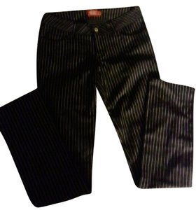 Dickies Straight Pants black & white