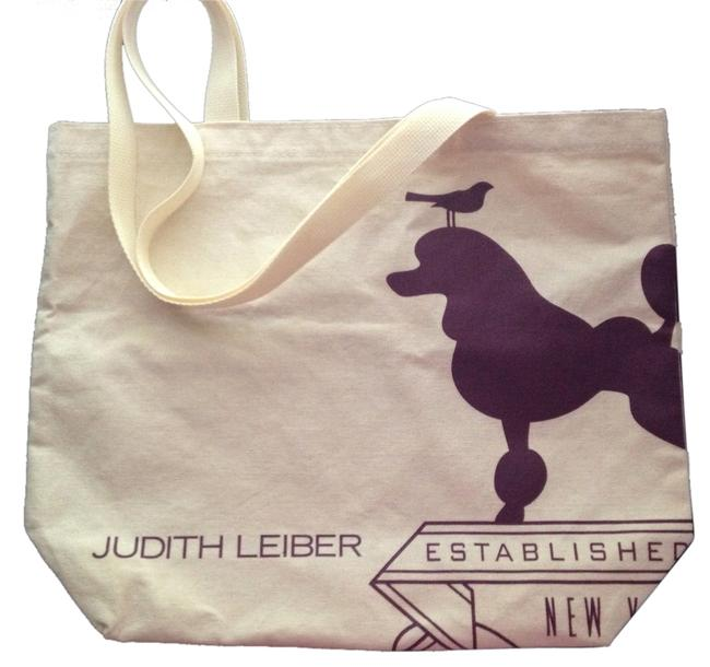 Item - Weightless Cotton White Canvass Tote