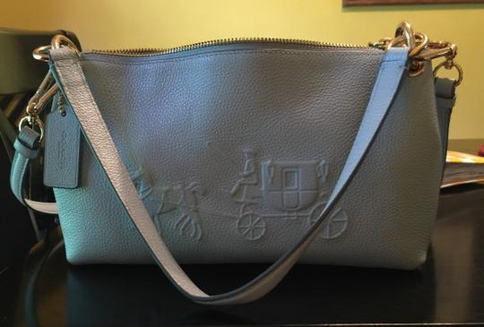 Coach Tote in Light blue
