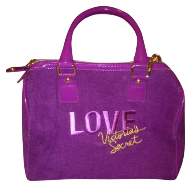 Item - Bowler Love Purple Baguette